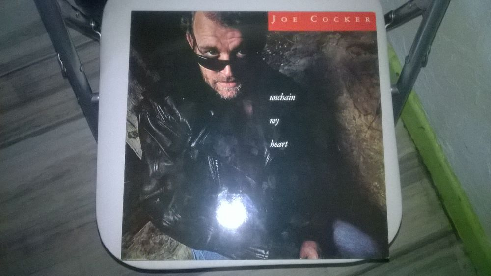 Vinyle Joe Cocker   Unchain my heart 13 Talange (57)