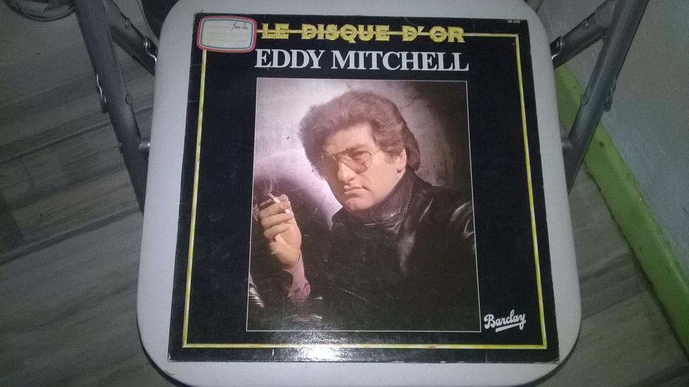 Vinyle Eddy Mitchell  LE DISQUE D'OR 1975 Excellent etat 14 Talange (57)