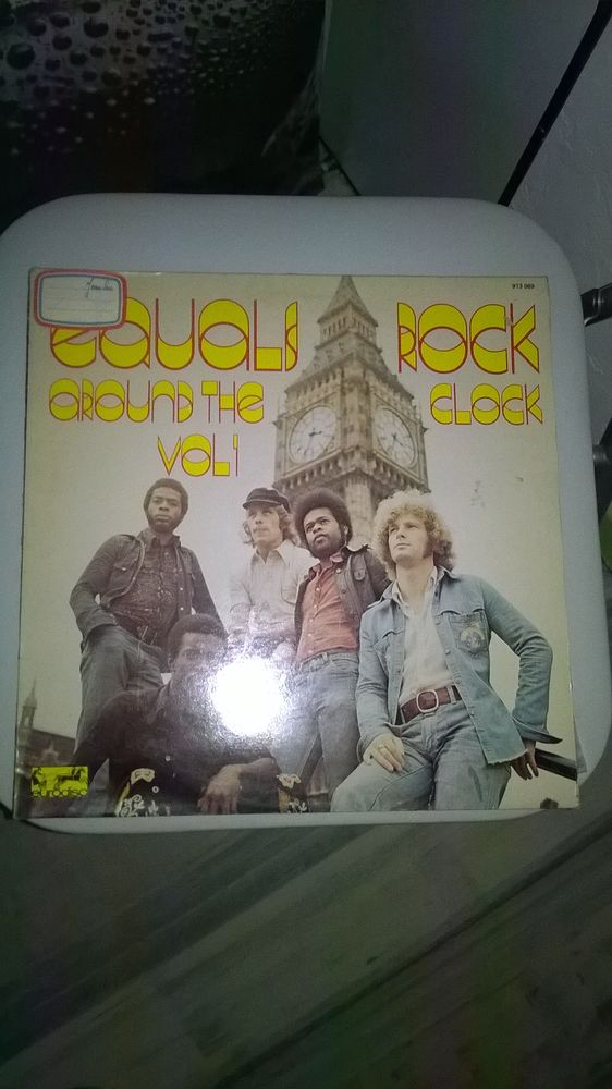 Vinyle The Equals 