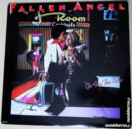 Vinyle 33t / FALLEN ANGEL / Go for the ride 23 Les Pennes-Mirabeau (13)