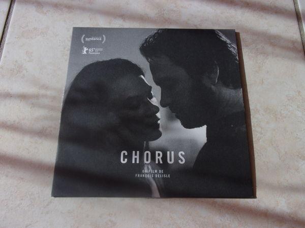 Vinyle de la bo du film  Chorus  (Neuf) 12 Ardoix (07)