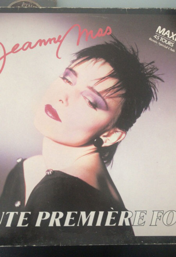 Vinyle Jeanne mas 10 Craponne (69)