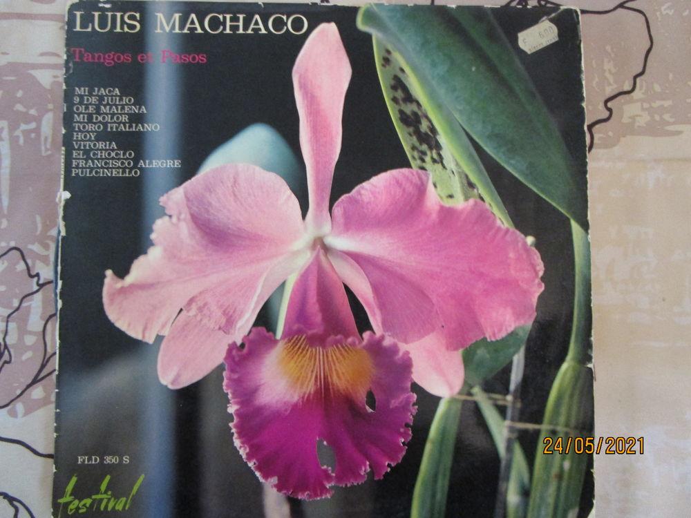 vinyle de LUIS MACHACO tangos et Pasos 25 Chanteloup-en-Brie (77)