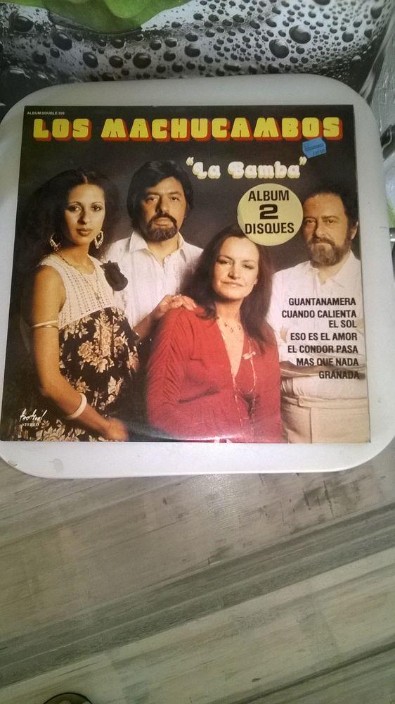 Vinyle Los Machucambos La Bamba 1979 Excellent etat Doub 15 Talange (57)