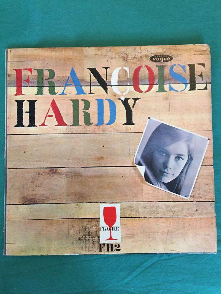 Vinyle original 3ème album Vogue FH 2 30 de Françoise Hardy  45 Avon (77)