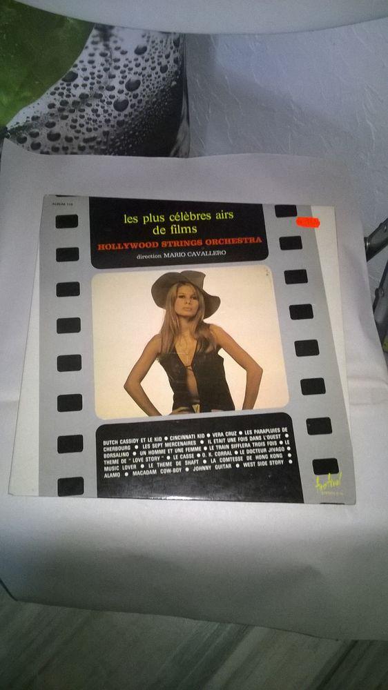 Vinyle Les Plus Célèbres Airs De Films Hollywood Strings Or 15 Talange (57)