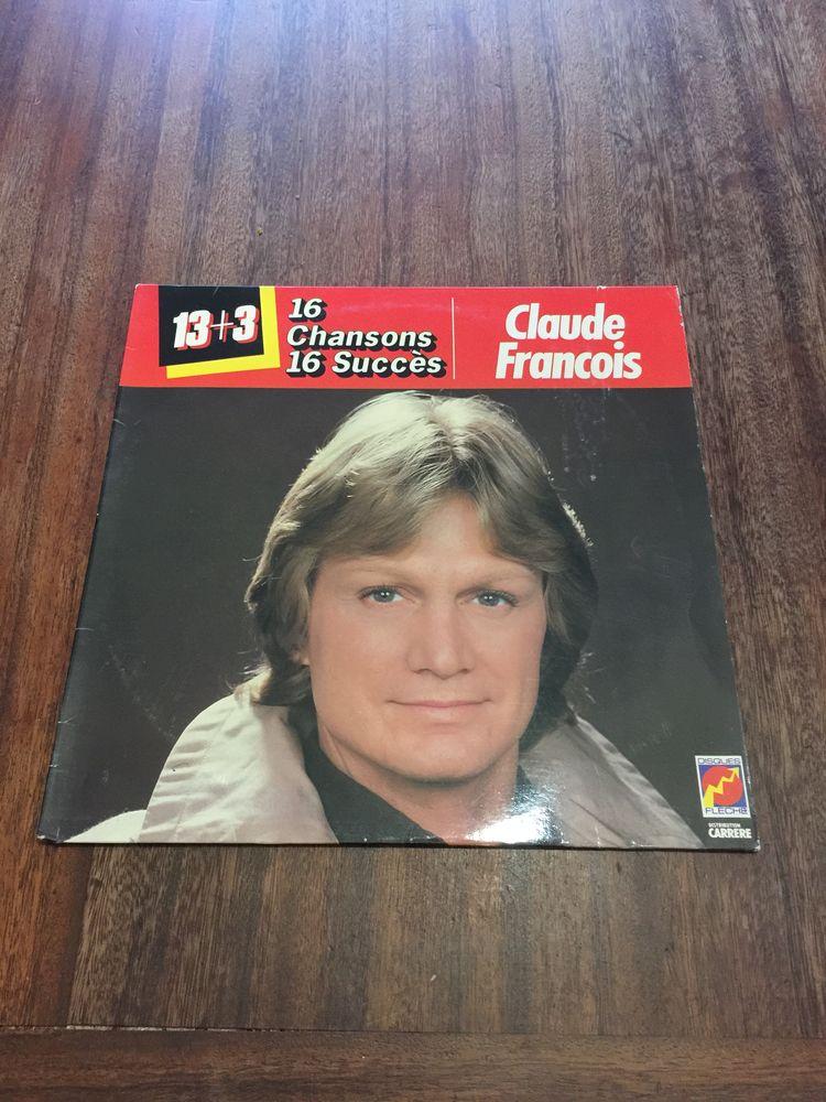 Vinyle 33 tours Claude François   16 chansons succ 5 Saleilles (66)