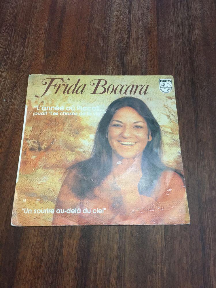 Vinyle 45 tours Frida Boccara   L année ou piccoli   3 Saleilles (66)