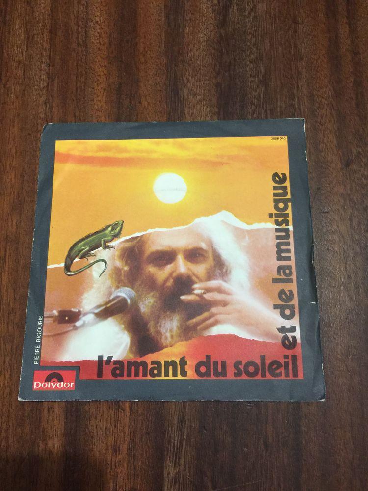 Vinyle 45 tours George Moustaki ´´ L? amant du soleil et de la musique ´´ 4 Saleilles (66)