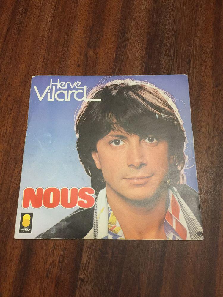 vinyle 45 tours Hervé Vilard ´´ Nous. ´´ 2 Saleilles (66)