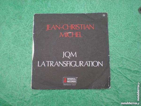 """""""vinyle 45 tours jean christian michel """""""" JQM"""" CD et vinyles"""