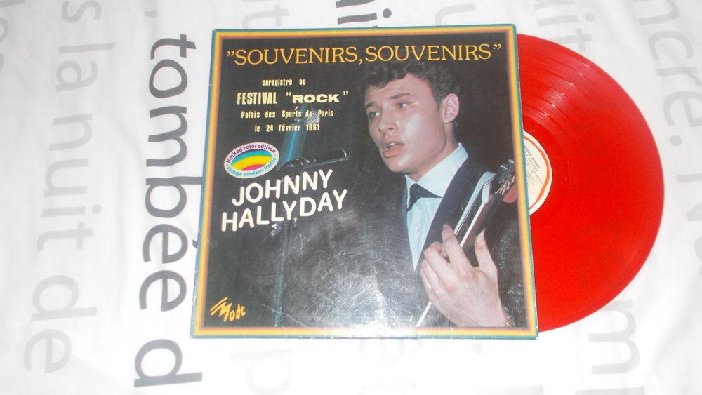 Vinyle 33 tours Jhonny Halliday 80 Martignas-sur-Jalle (33)