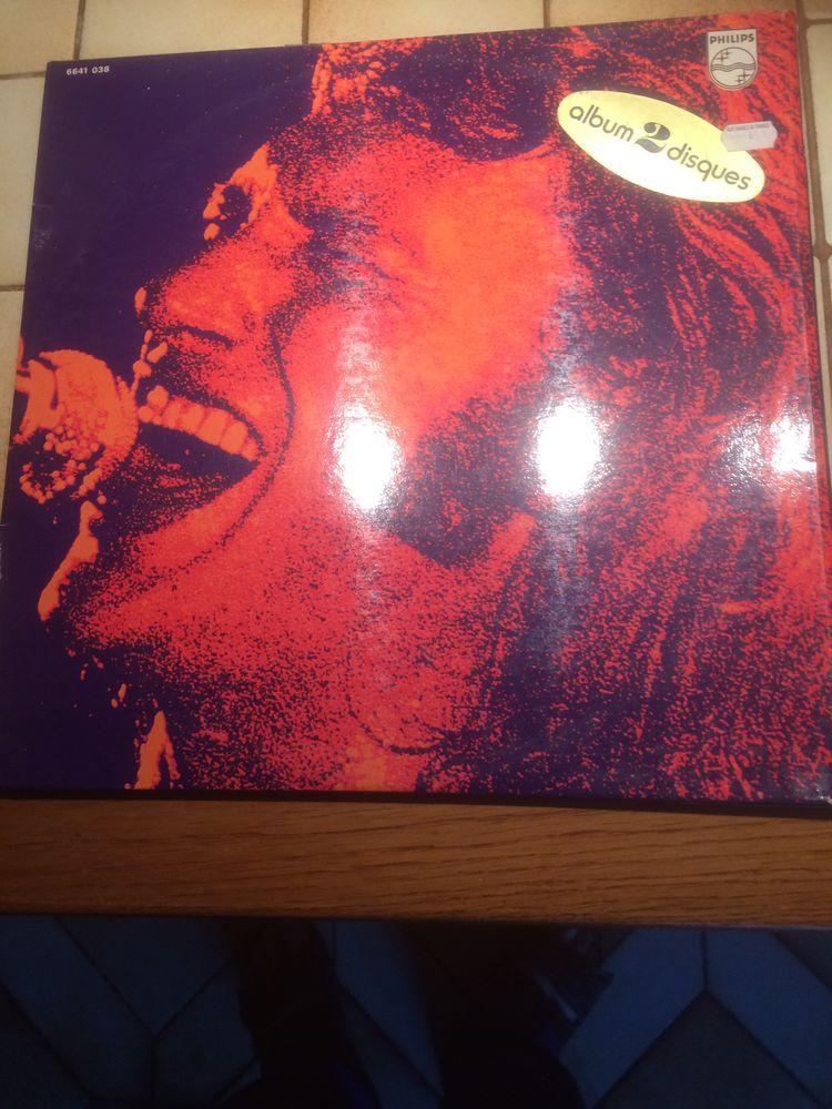 vinyle 33 tours Johnny Hallyday  10 Neuves-Maisons (54)