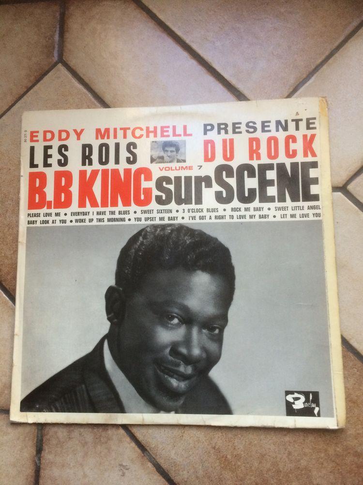 Vinyle 33 tours BB king 20 Neuves-Maisons (54)