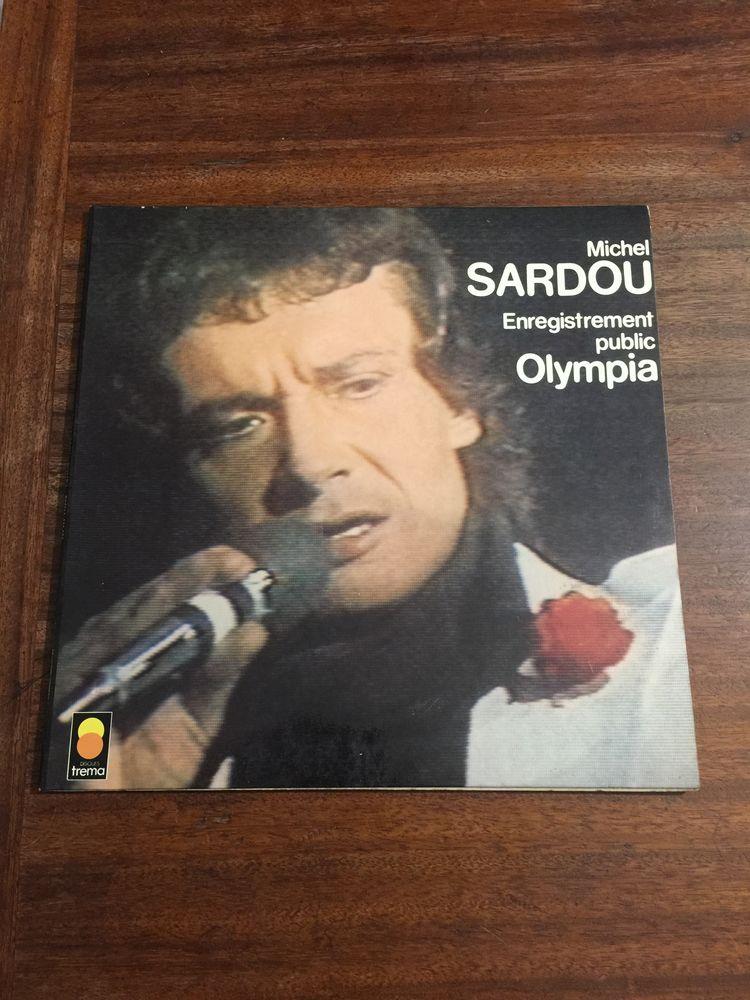 Vinyle 33 tours Michel Sardou   enregistrement publ 5 Saleilles (66)