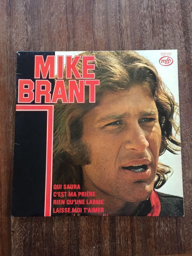 Vinyle 33 tours Mike Brant    Qui saura   10 Saleilles (66)