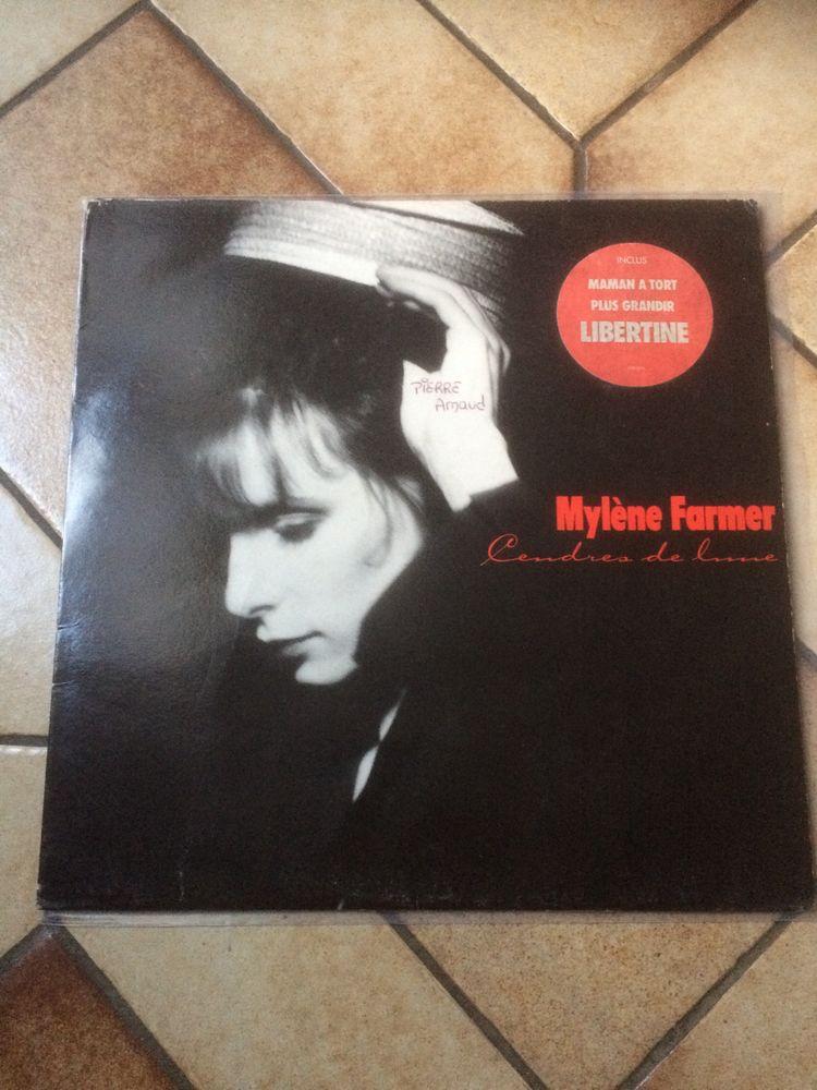 Vinyle 33 tours Mylène Farmer  20 Neuves-Maisons (54)