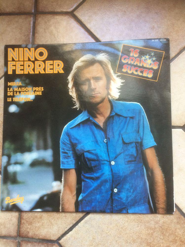 Vinyle 33 tours Nino Ferrer  20 Neuves-Maisons (54)