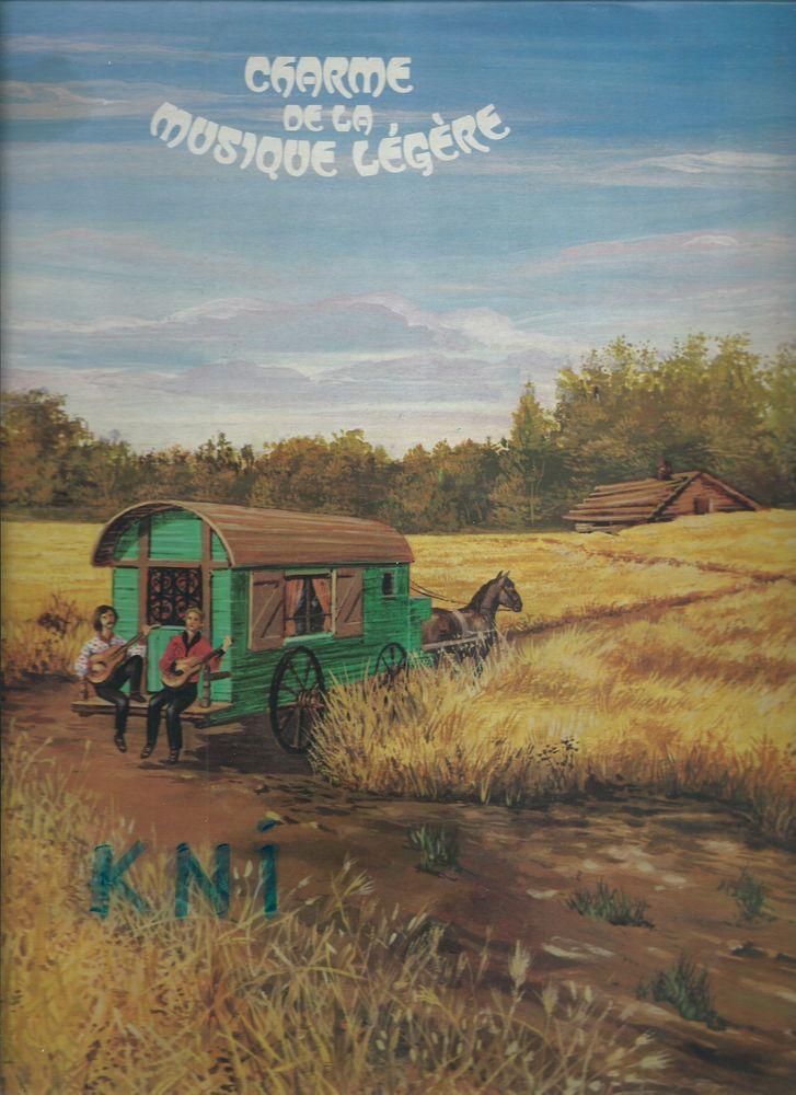 Vinyle 33T , Les Tziganes en Autriche 1979  9 Tours (37)
