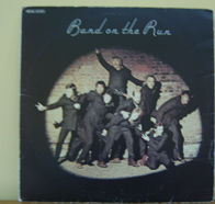 vinyle : Wings Band on the run 15 Oullins (69)