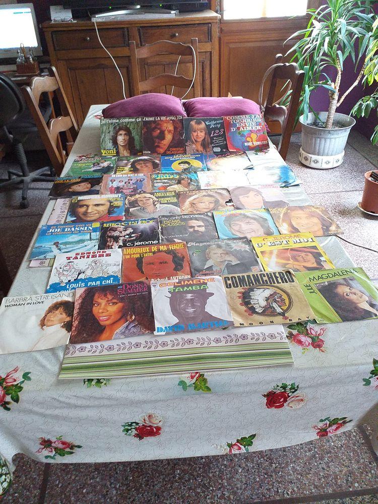 Vinyles année 60/70/80 0 Marcq-en-Ostrevent (59)