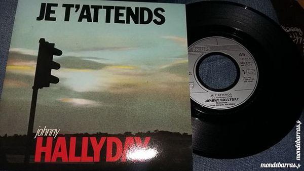 Vinyles Johnny Hallyday 8 Lens (62)