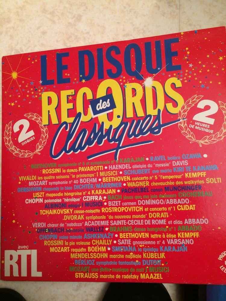 2 VINYLES 33T RECORDS DES CLASSIQUES 5 La Rochelle (17)