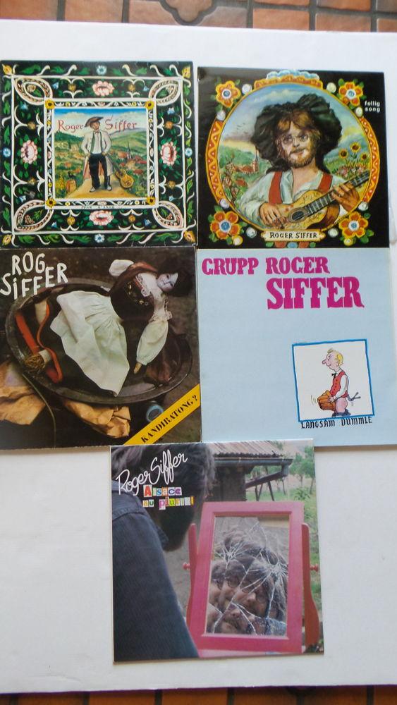 vinyles de Roger SIFFER 35 Colmar (68)