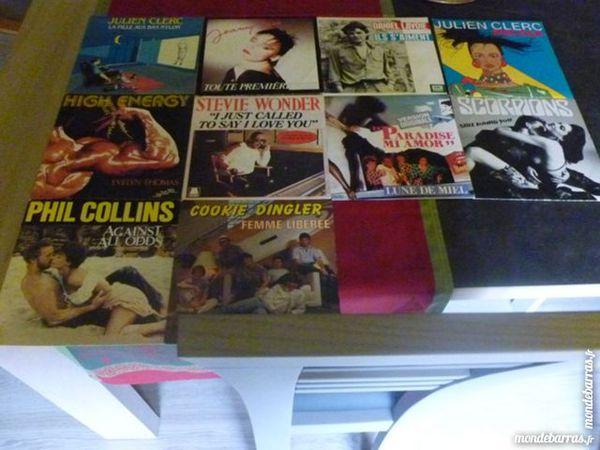 Vinyles 45 tours 1984 x 7 7 Thiais (94)