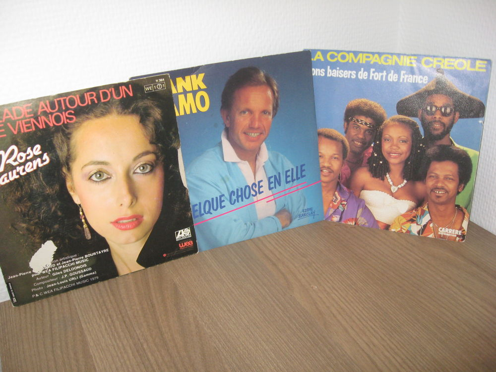 Vinyles 45 tours Divers 2 Rambouillet (78)
