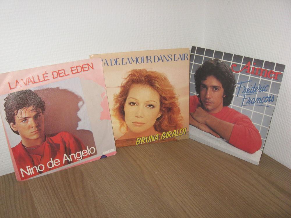 Vinyles 45 tours Divers 5 Rambouillet (78)
