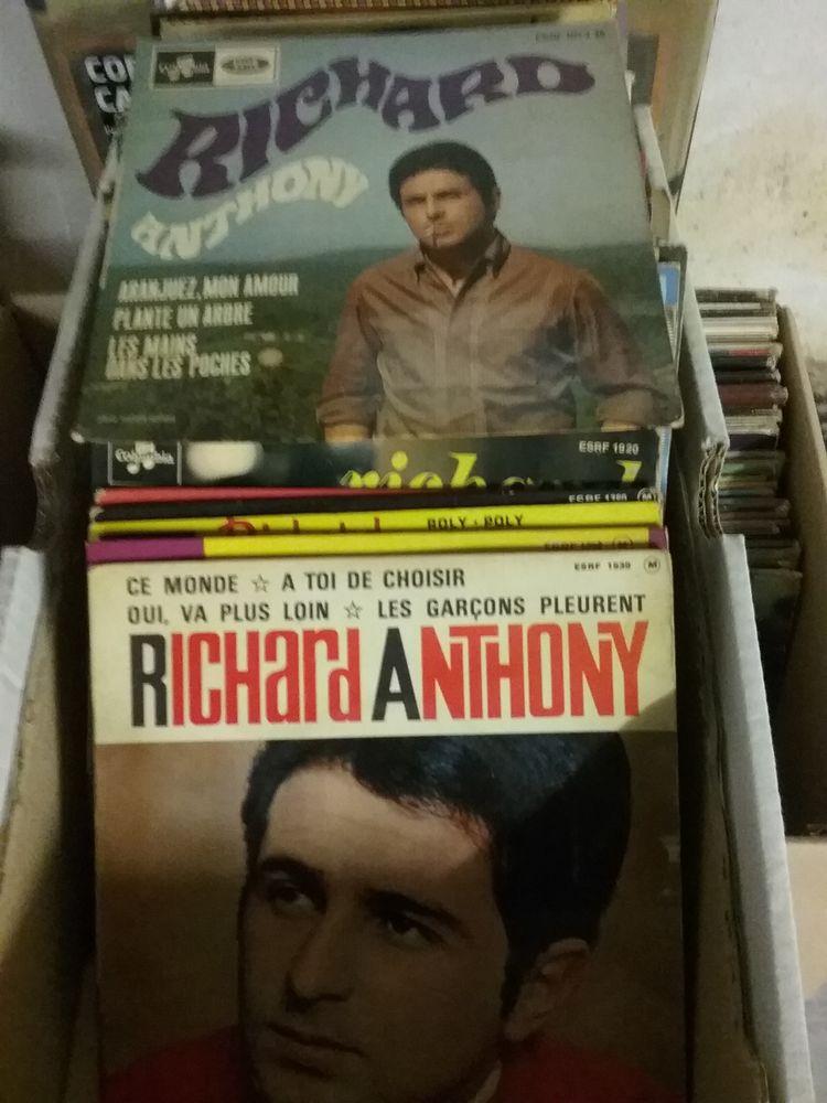 Vinyles 45 et 33 tours de Richard Anthony 0 Louvres (95)