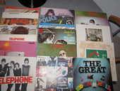 20 vinyles 33 Tours Pop-Rock-prix  10€ /disque 10 Caluire-et-Cuire (69)