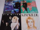 lot 4 vinyles 33 tours kim wilde 15 Annonay (07)