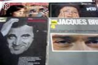 12 Vinyles 33 tours  2 Sarcelles (95)