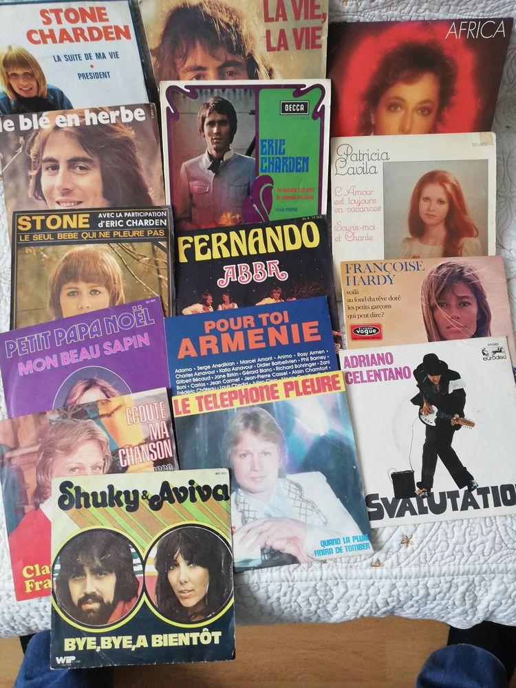 vinyles 45 tours  1 Alfortville (94)