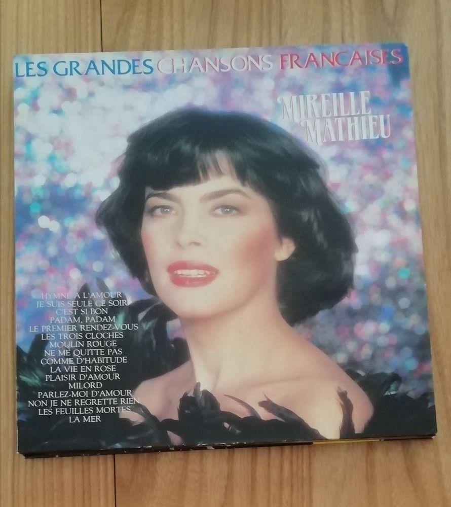 Vinyles 33 tours 5 Saint-Genis-d'Hiersac (16)