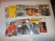 lot de 63 vinyles 45 tours  CD et vinyles