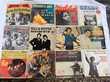Vinyles 45 T Variété Anglaises années 70 12 disques Occasion CD et vinyles