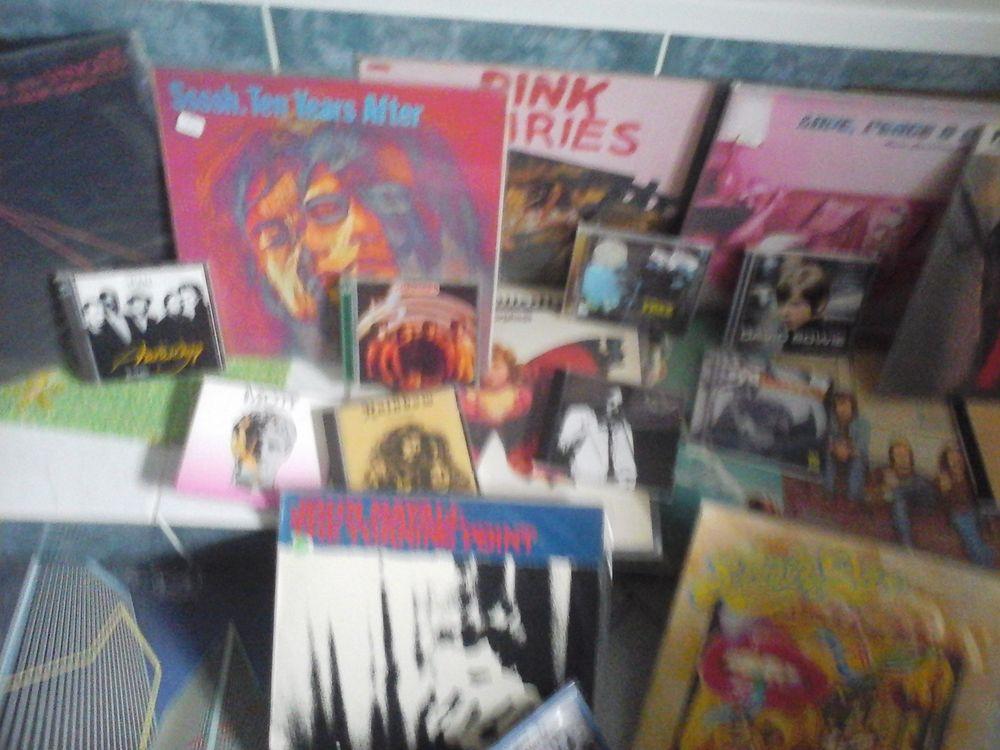 VINYLS et CD années 60, 70 ... 1 Jussey (70)