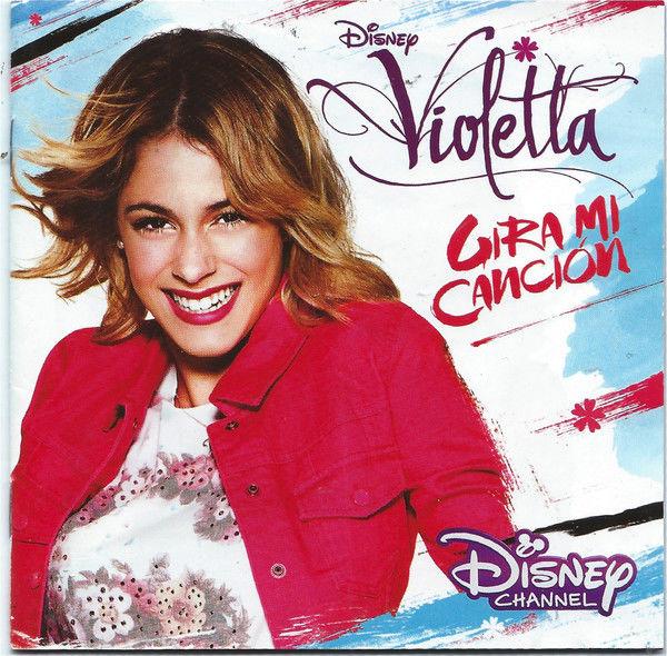 cd Violetta ? Gira Mi Canción (etat neuf) 6 Martigues (13)