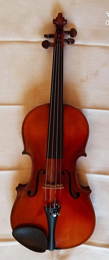 Violon du début du 20ème entièrement révisé Instruments de musique