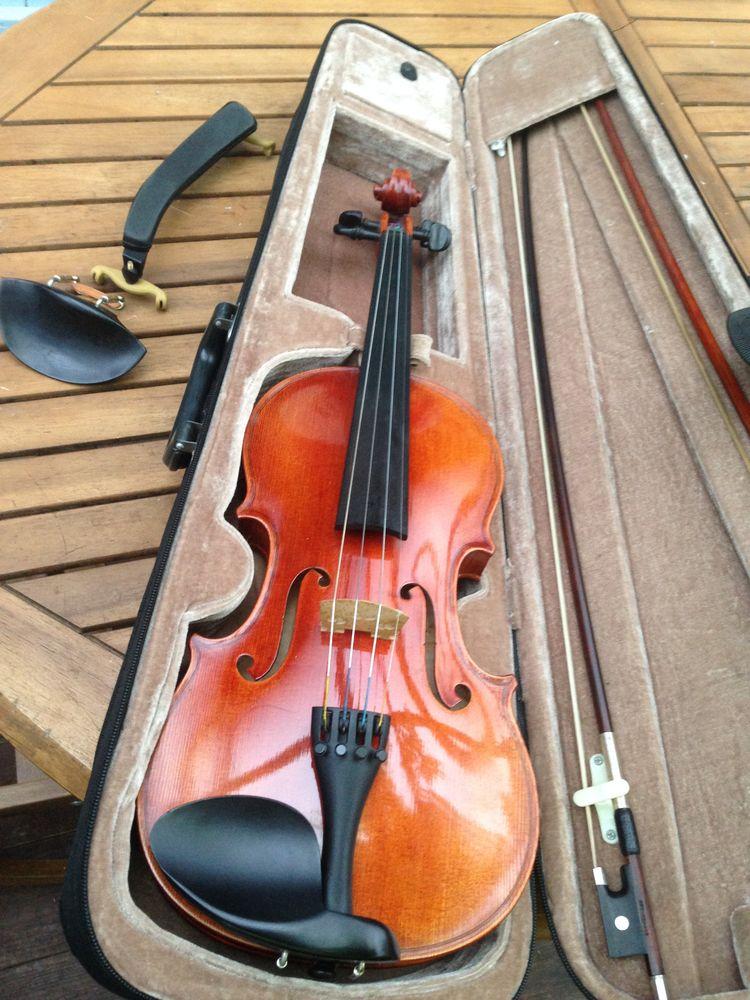 violon d'étude entier avec archet 850 Trémolat (24)
