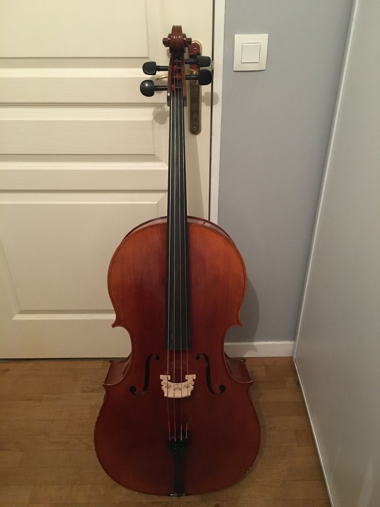 Violoncelle 4/4 chinois + housse 1900 Massy (91)