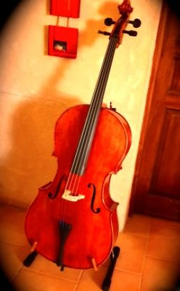 VIOLONCELLE  CONCERTO  TAILLE 4/4 NEUF 1800 Vimoutiers (61)
