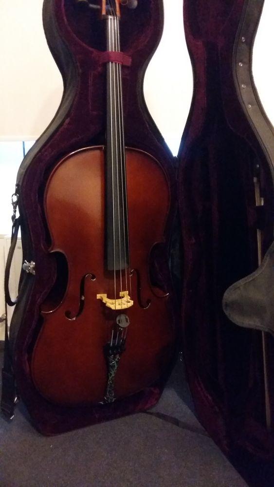 violoncelle d'étude 4/4  1000 Strasbourg (67)