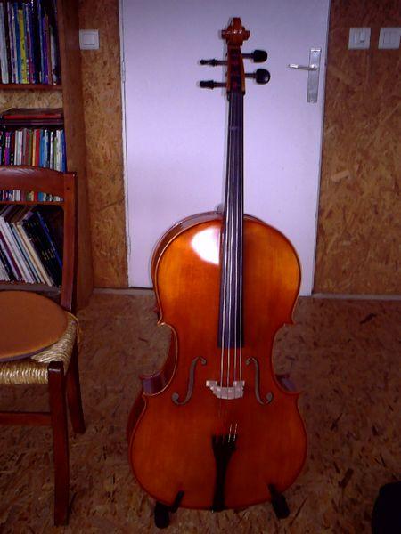 violoncelle d'études 0 Mende (48)