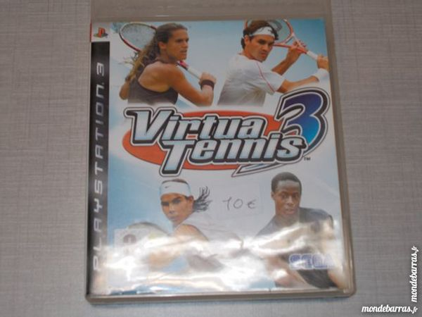 jeu ps3 virtua tennis 8 Wissant (62)
