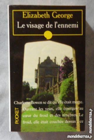 LE VISAGE DE L'ENNEMI d'Elizabeth GEORGE Pocket 2 Attainville (95)