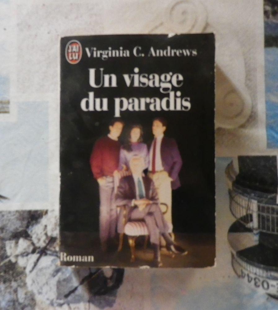UN VISAGE DU PARADIS T4 Saga HEAVEN de Virginia C. ANDREWS 2 Bubry (56)